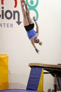 Competitive Gymnastics Minnesota