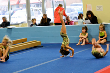 Minnesota kids Gymnastics